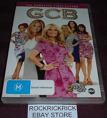 Gcb - The Complete First Season Dvd (2-Disc Set) Region 4