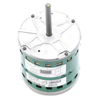 GENTEQ Brushless DC Motor,ECM,1/2 HP,1050 rpm, 6705