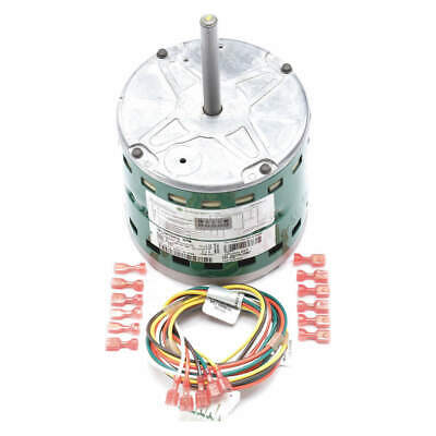 GENTEQ Brushless DC Motor,ECM,1/3 HP,1050 rpm, 6703