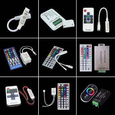 LED IR RF Controller Steuerung Fernbedienung Touch-Funktion LED RGB Strip DC12V