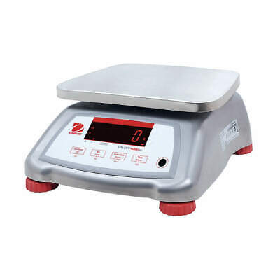 OHAUS Food Prcssng Scale,SS,0.001kg/0.002 lb., V41XWE3T