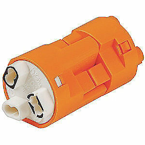 "IDEAL Ballast Disconnect,3 Ports,1.40"",PK1000, 30-103X, Orange"
