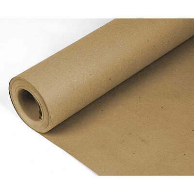 PLASTICOVER Rosin Paper,150 ft.,15 lb.,Brown, PCHP360150, Brown