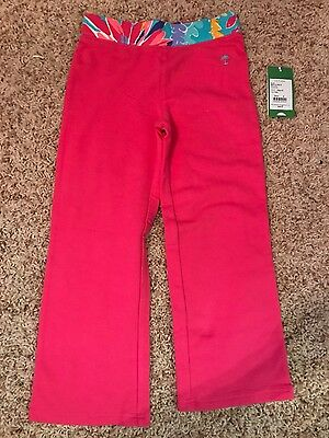 Lilly Pulitzer girls pink Holden pants - size 4/5 nwt!