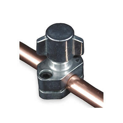 "JB INDUSTRIES Aluminum Line Piercing Valve,1/2"" and 5/8"" OD, LT-810"