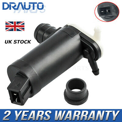 Front Rear Windscreen Washer Pump For Land Rover Discovery 3 04 - 08 Discovery 4