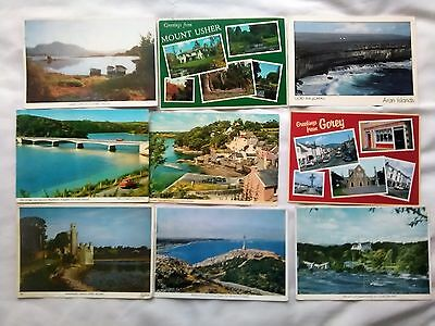 49 Postcards of IRELAND - Co. Cork GALWAY Dublin MAYO Limerick CLARE Wicklow