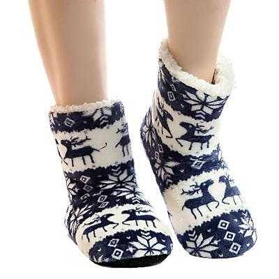 Slippers Warm House Winter Indoor Shoes Women Soft Comfy Furry Girl Lady Slip