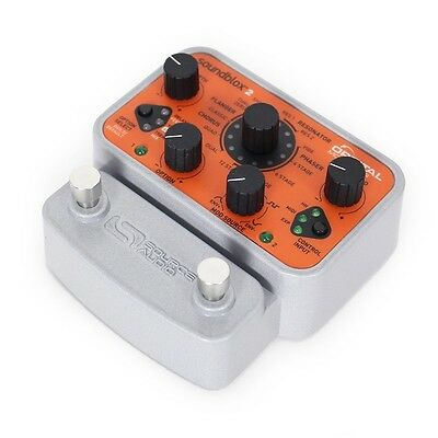 Source Audio SA226 Soundblox 2 Orbital Modulator Guitar Effects Pedal
