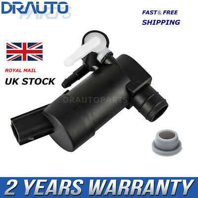 Front & Rear Windscreen Washer Pump For Ford Mondeo Kuga S-Max C-Max Galaxy