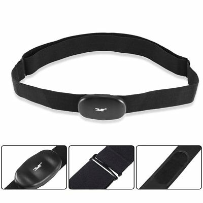 Smart Bluetooth V4.0 Fitness Wireless Heart Rate Monitor Sensor Chest Strap EW