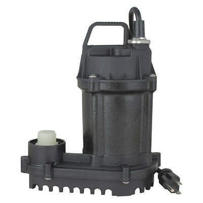 FLINT & WALLING HP 1/6,Sump Pump,No Switch Included, ECP061