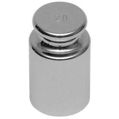OHAUS Calibration Weight,500g,Stainless Steel, 80850127