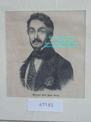 67182-Porträts-Portraits-General Don Juan Prim-TH-1854