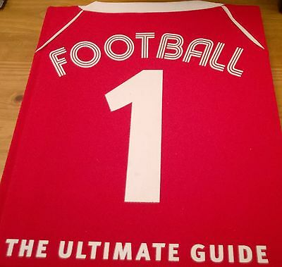 Football 1, The Ultimate Guide, Children's Books...