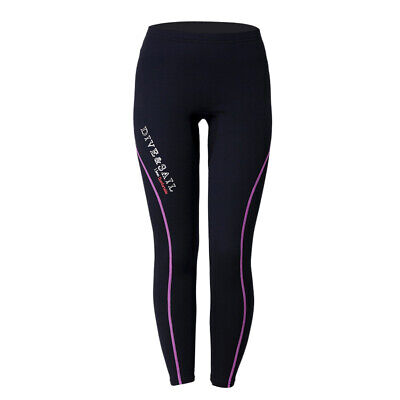 1.5mm Neoprene Scuba Snorkeling Diving Pants Wetsuit Leggings Surfing Trousers