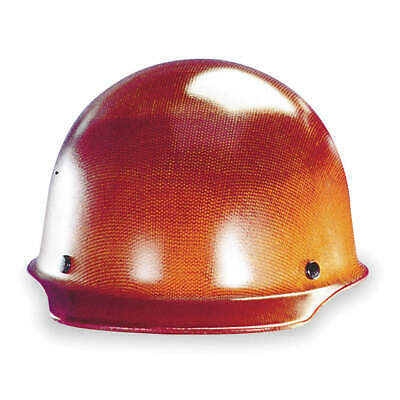 MSA Hard Hat,C, G,Natural Tan,4 pt. Ratchet, 475395, Natural Tan