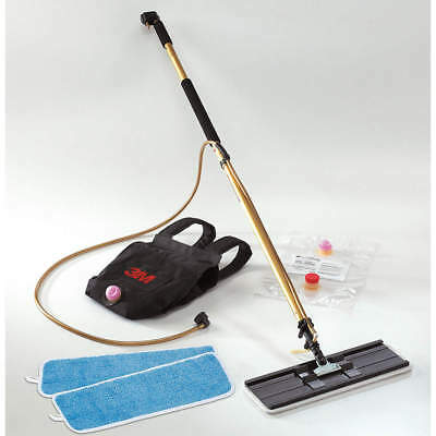 3M Floor Finish Applicator Kit,18 In.,Pad, 55433