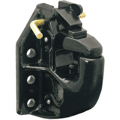 BUYERS PRODUCTS Air Compensated Pintle Hook, 45 Ton, P45AC6