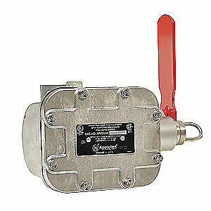 APPLETON ELECTRIC Cable Pull Switch,15A,Right,25 Lbs,TCDB, AFU0333-02
