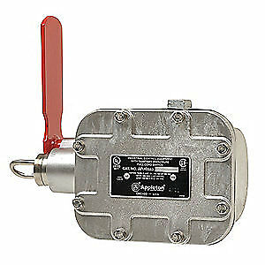 APPLETON ELECTRIC Cable Pull Switch,15A,Left,25 Lbs,TCDB, AFU0333-20