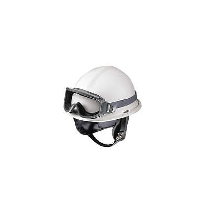 BULLARD Fire and Rescue Helmet,White,Modern, URXWH, White