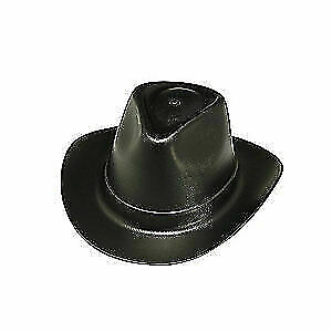 VULCAN Hard Hat,G, E,Black,6 pt. Pinlock, VCB100-06, Black