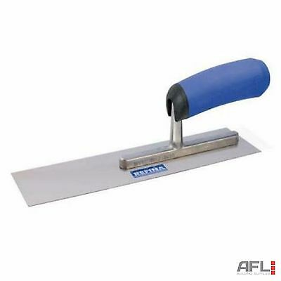 "Refina 221030 Stainless Steel Pipe Trowel 10"" x 3"" (270mm x 80mm)"