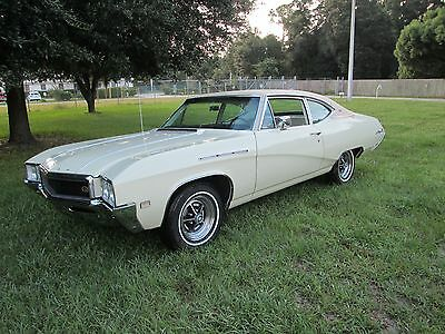 1968 Buick Skylark California edition 1968 Buick Skylark GS California Edition