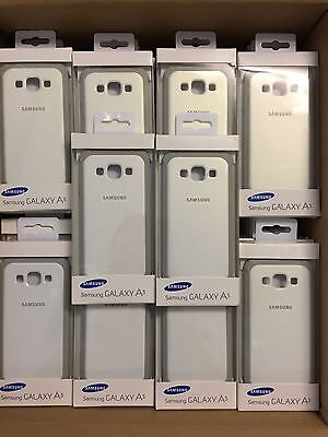 JOBLOT of 66 x Samsung Anti-Shock and Scratch Clip-On Case for Samsung Galaxy A3