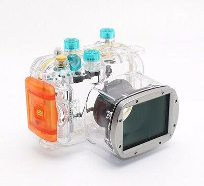 Canon WP-DC34 Underwater Housing For G11/G12 Canon Powershot Cameras