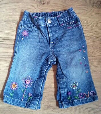 Baby girl Gap jeans trouser 6-12 months