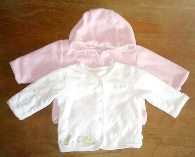 Baby girl jumpers small bundle 3-6 months