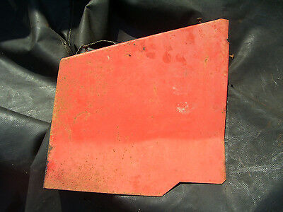 Vintage Ji Case 930 Std  Tractor -Rh Steering Box Cover - Nice - 1966