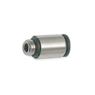 LEGRIS Male Connector,1/4 In OD,290 PSI,PK10, 3171 56 20