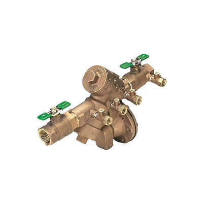 ZURN WILKINS Reduced Pressure Zone Backflow Preventer, 12-975XL2