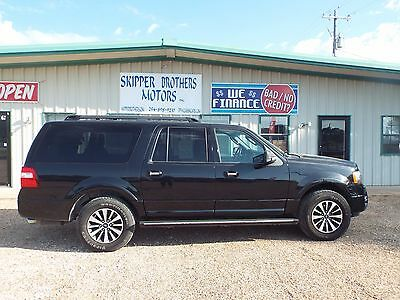 2015 Ford Expedition EL XLT Sport Utility 4-Door 2015 Ford Expedition EL XLT Sport Utility 4-Door 3.5L