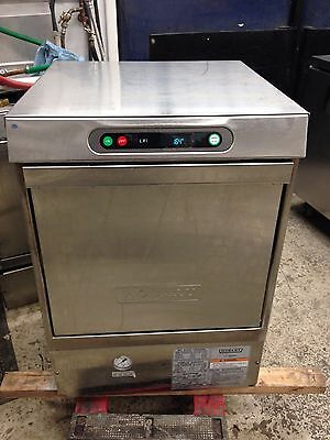 Hobart LXiH Dishwasher High Temperature Commercial - Tested and Working