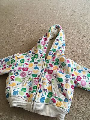 baby animal hoody age 6-9 months