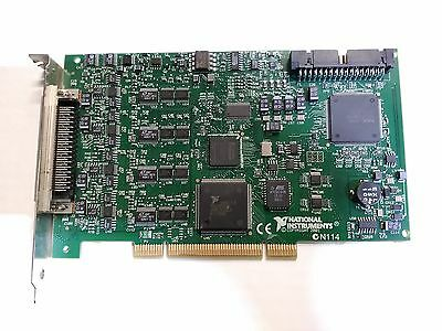 National Instruments NI PCI-6733 DAQ CARD