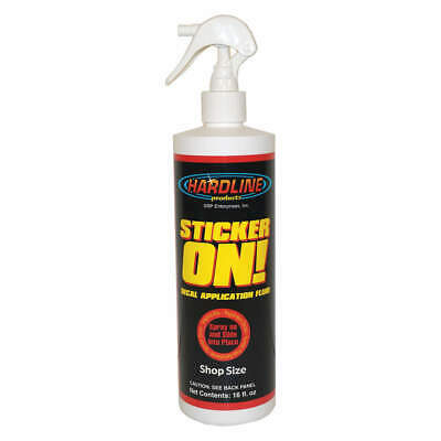 HARDLINE PRODUCTS Decal Positioning Fluid, G963