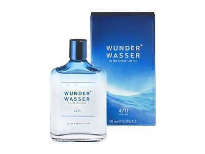4711 Wunderwasser Men Maurer & Wirtz after shave lotion 90ml NEW