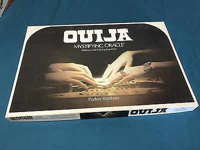 Parker Brothers Ouija Board Complete
