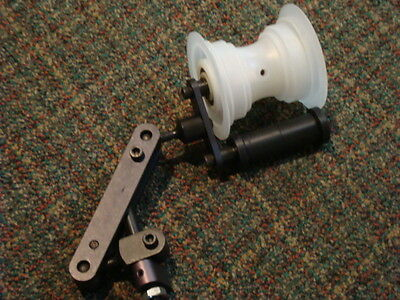 70mm Feature Film Roller Assembly with Mounting Bracket