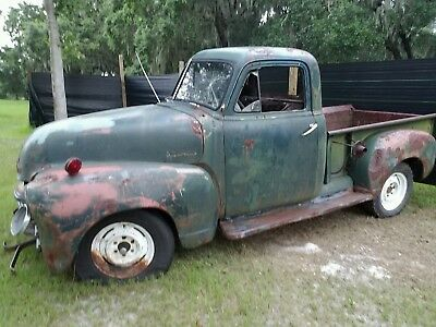 1951 Chevrolet Other Pickups 3100 short bed 1951 chevy truck