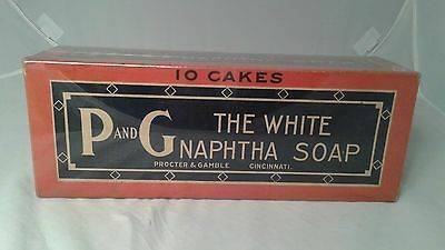 Vintage Proctor and Gamble Soap Store Display Box 1920's