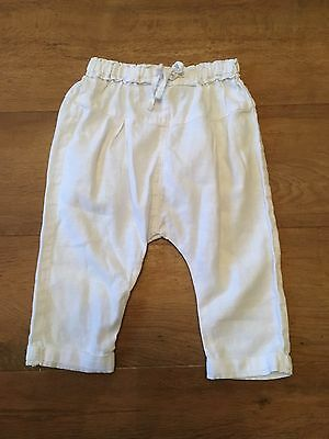 BNWOT Next Cropped Trousers 18-24 Months