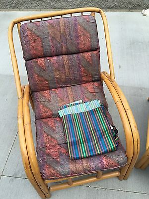 Bamboo Chair 1950's  1980's