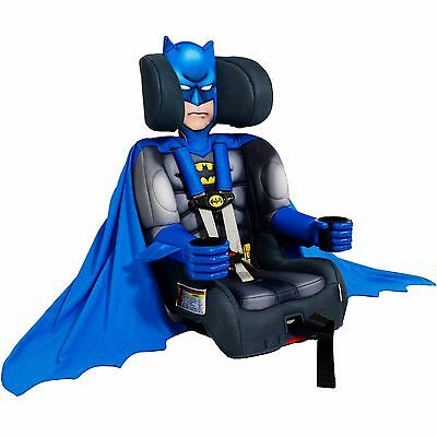 Batman Booster Car Seat and Cover Combination, KidsEmbrace Friendship Chair Baby