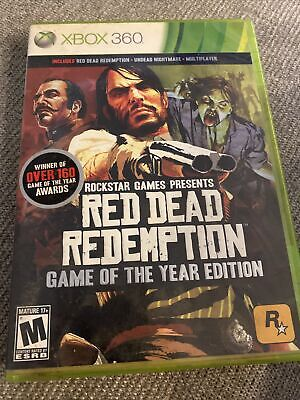 Brand New Red Dead Redemption: Game of the Year Edition - Xbox One and Xbox 360